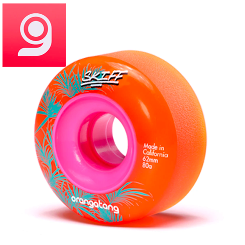 Orangatang Skiffs 80A Wheels