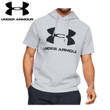 Under Armour Rival Short Sleeve Hoodie