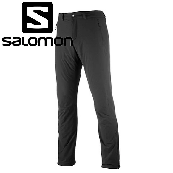 Salomon Soft Shell Warm Pants