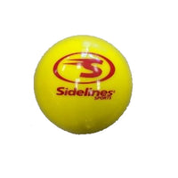 Sidelines Weighted Zero Distance Ball