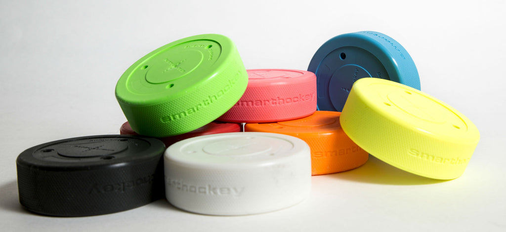 Smart Hockey Training Puck