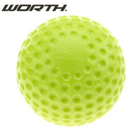 Worth Dimple Pitching Machine Balls (Dozen)