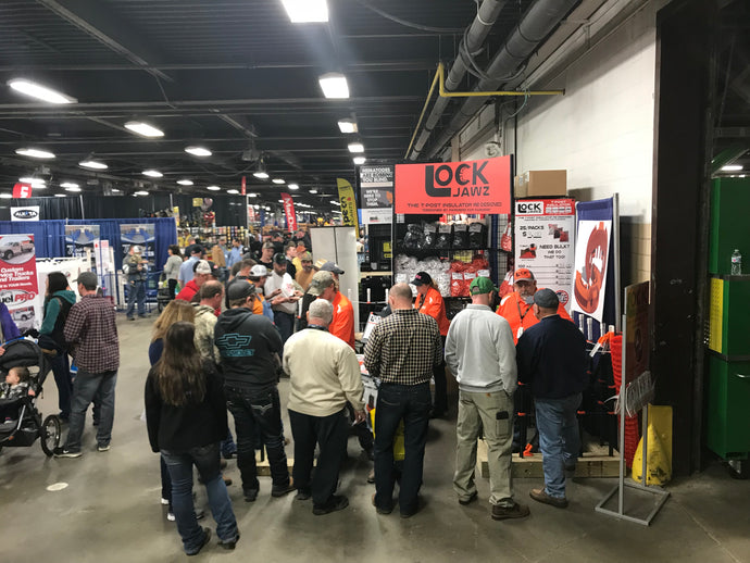 LockJawz at the National Farm Machinery Show 2018