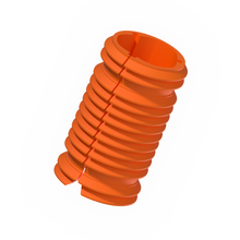 Pre-Order: LockJawz T-Post Corner Brace Kit - Orange (CB-360)