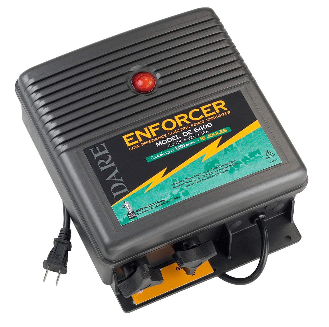 Enforcer DE 6400 - Reconditioned