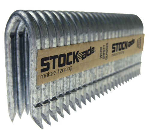StockAde Class 3 Galvanized Barbed Staples for the ST400