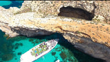 Comino, Blue Lagoon and Caves - Child Ticket 6 - 10 yrs