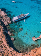 Comino, Blue Lagoon and Caves - Adult Ticket