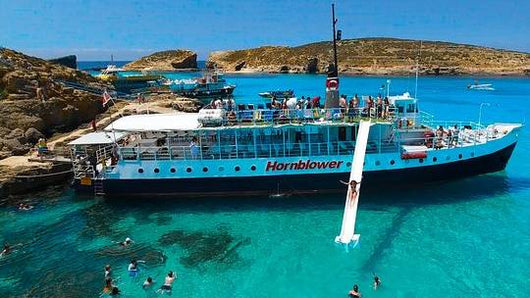 Comino, Blue Lagoon and Caves - Child Ticket 6 - 12 yrs