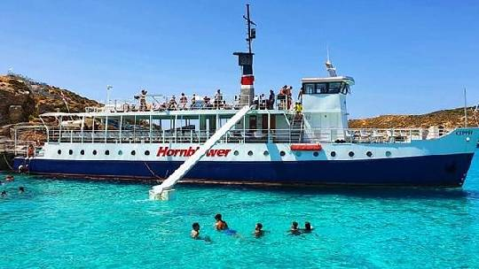 Comino, Blue Lagoon, Gozo and Caves - Child Ticket 6yrs - 12yrs