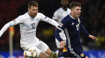 Euro 2020 play-offs: 8 October semis for Scotland, N Ireland & Republic
