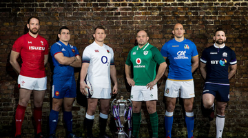 Six Nations confirms rescheduled dates for men's and women's tournaments