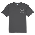 WTT0001 - Unisex coolplus t-shirt in Charcoal