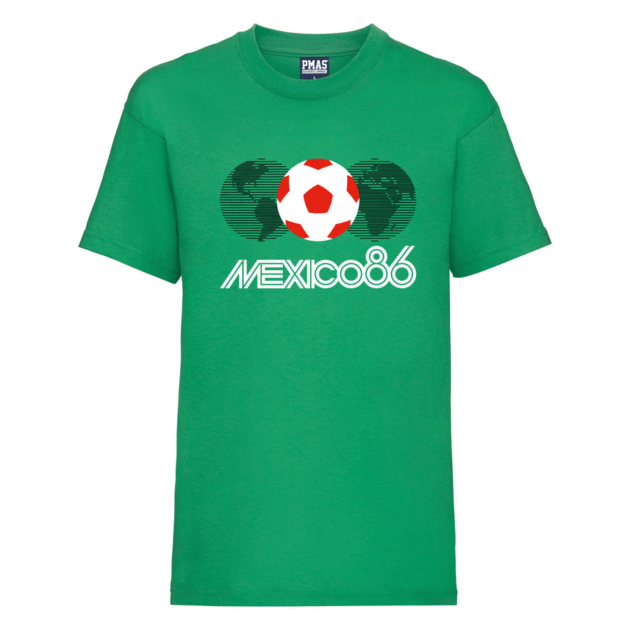 Kids Retro World Cup Mexico 86 T-shirt