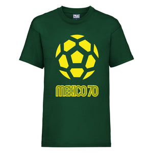 Kids World Cup Mexico 70 T-shirt