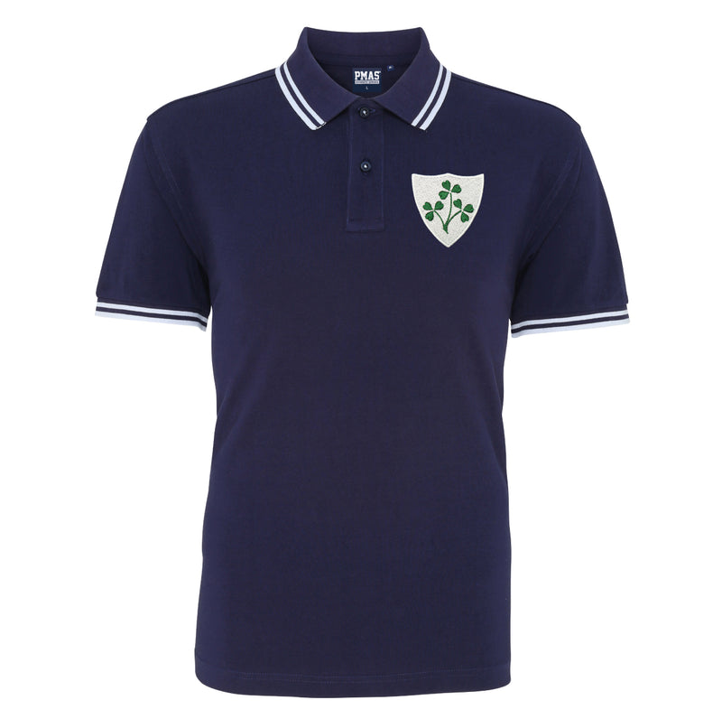 Ireland | Irish Embroidered Rugby Football Polo Shirt