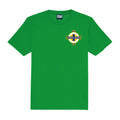 Adults & Kids Northern Ireland Vintage Football Shirt with Free Personalisation - Green
