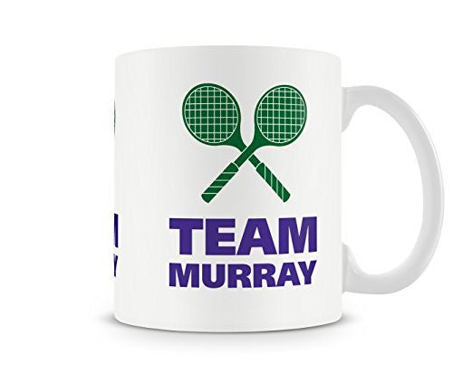 Team Andrew Murray Mug - White