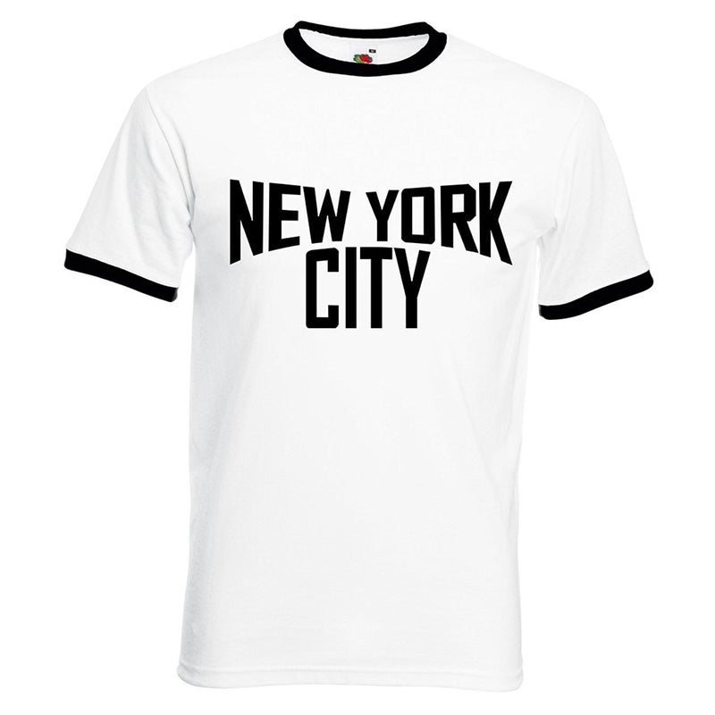 Mens New York city John Lennon T-shirt