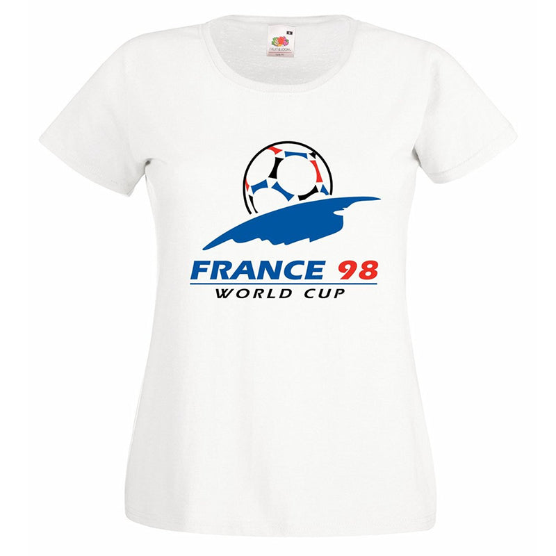 Ladies World Cup France 98 T-shirt