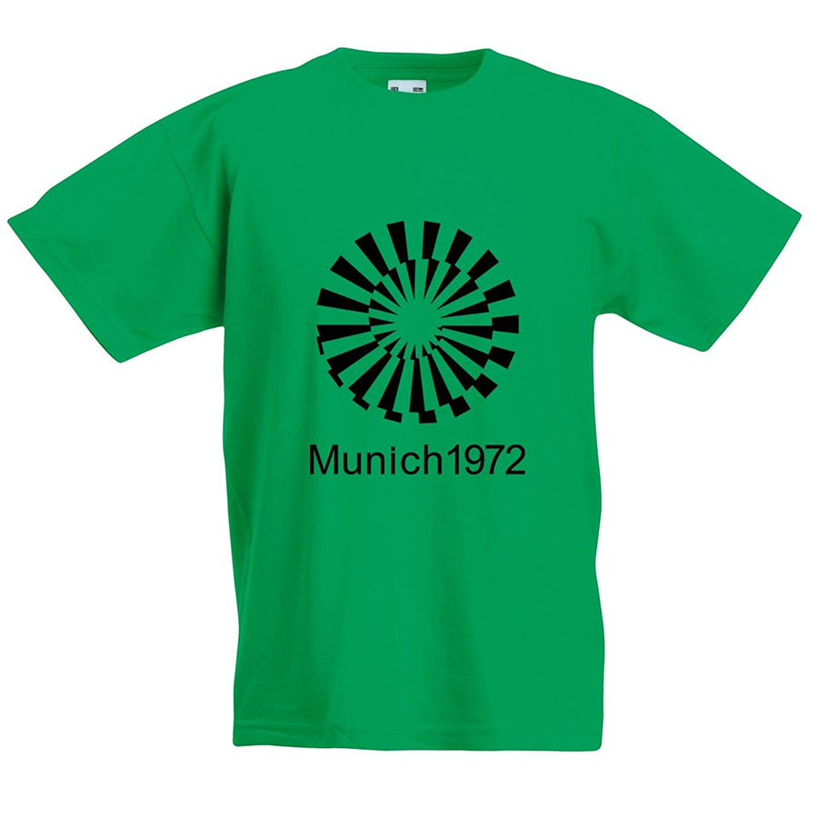 Kids vintage Munich 1972 olympic T-shirt