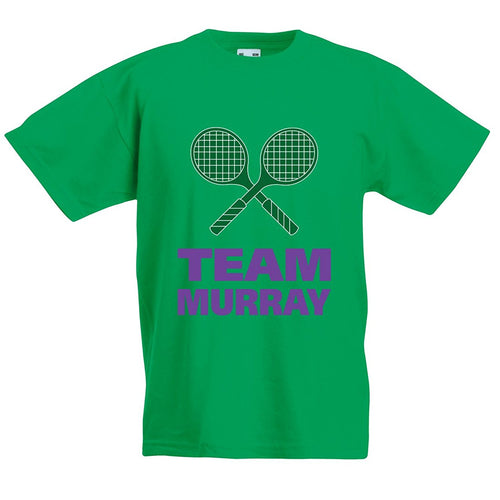 Kids team Murray Wimbledon T-shirt