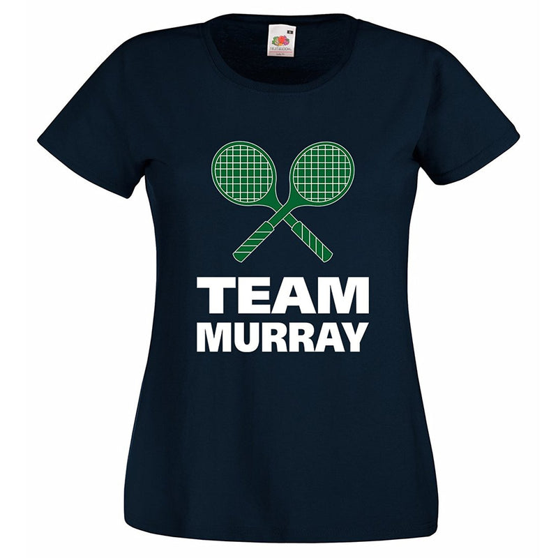 Ladies team Murray Wimbledon T-shirt