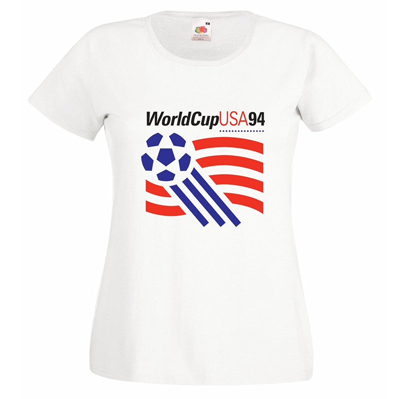 Ladies World Cup USA 94 T-shirt