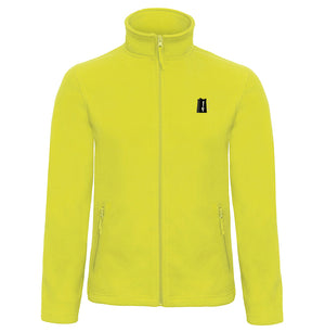 BGH Pixel Lime fleece -BGH0010