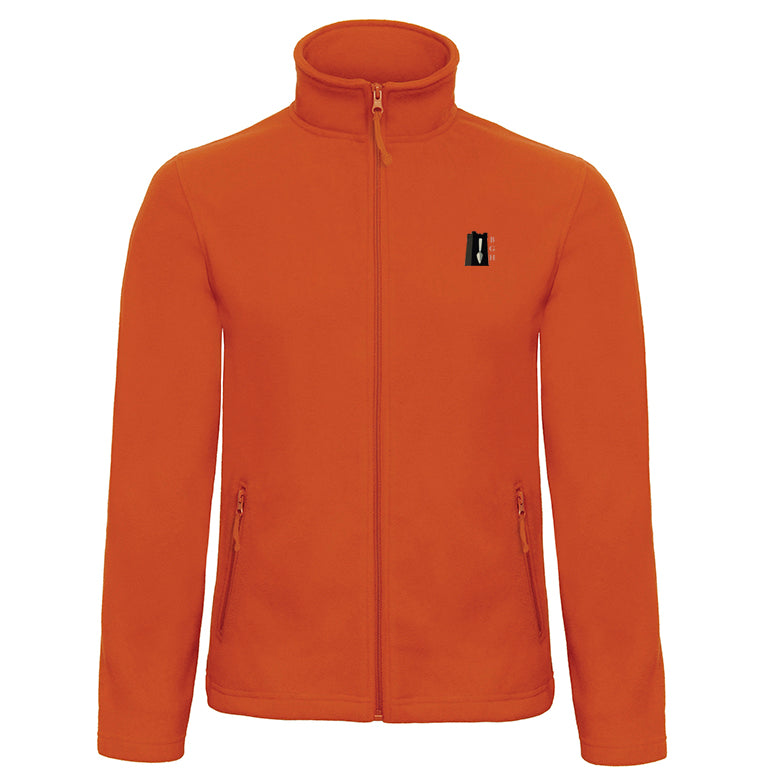 BGH Pumpkin Orange fleece -BGH0011
