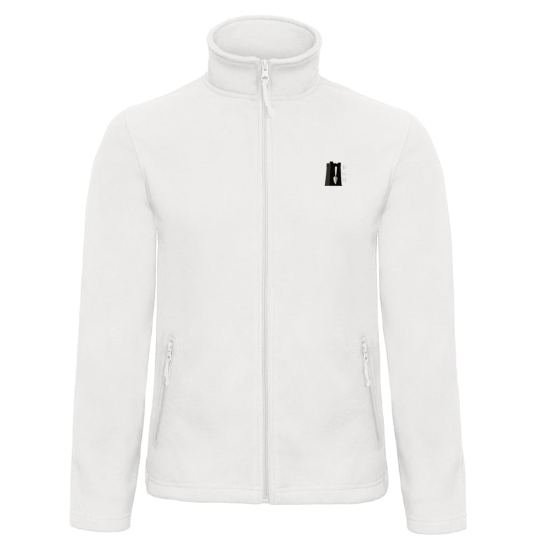 BGH White fleece -BGH0013