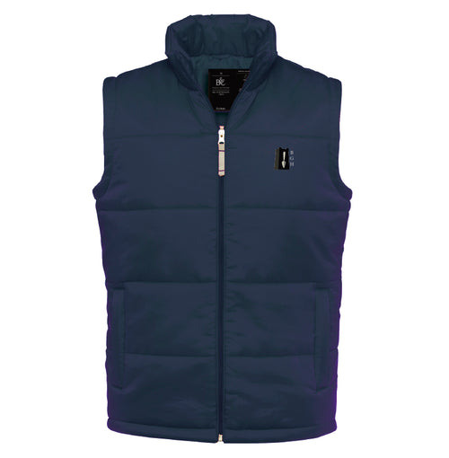 BGH Navy - Bodywarmer /men -BGH0005