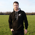 New Zealand Vintage Retro Embroidered Rugby Football Sport Hoodie in Adult & Kids Sizes - BlackNew Zealand Vintage Retro Embroidered Rugby Football Sport Hoodie in Adult & Kids Sizes - Black Life Style