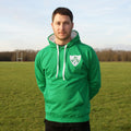 Ireland Irish Vintage Retro Embroidered Rugby Football Sport Hoodie in Adult & Kids Sizes - Life Style