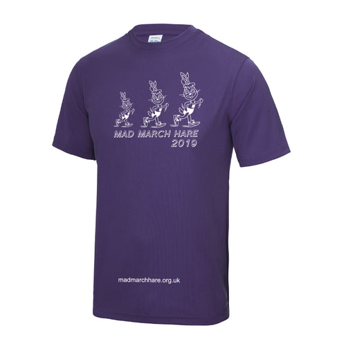 Cool T-shirt Men's - Purple
