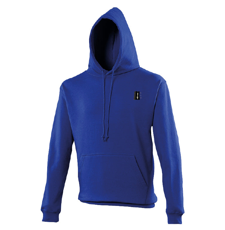 BGH Royal Blue Hooded Sweatshirt- BGH0003
