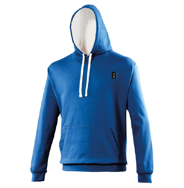 BGH Royal Blue Hooded Sweatshirt -Kangaroo pouch pocket