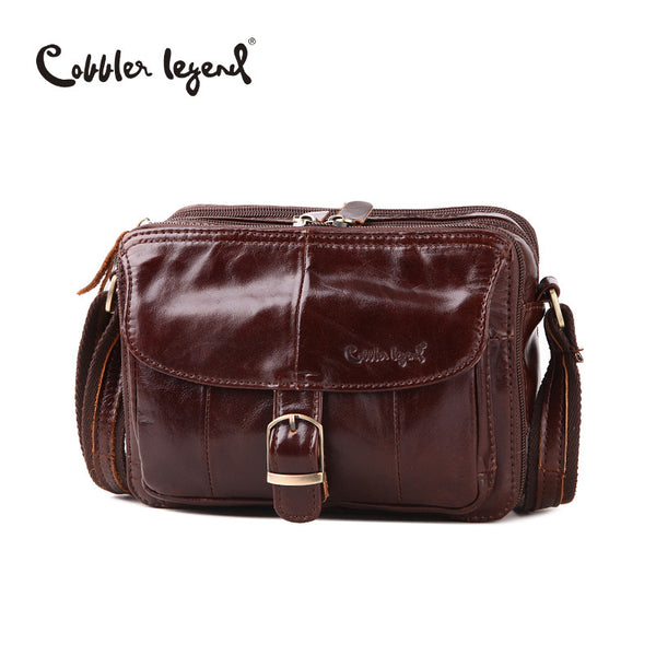 Cobbler Legend Original High Quality Women's  Genuine Leather Small Shoulder Bag