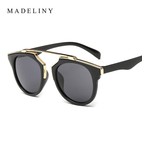 New Fashion Cat Eye Sunglasses Women Men Vintage  UV400
