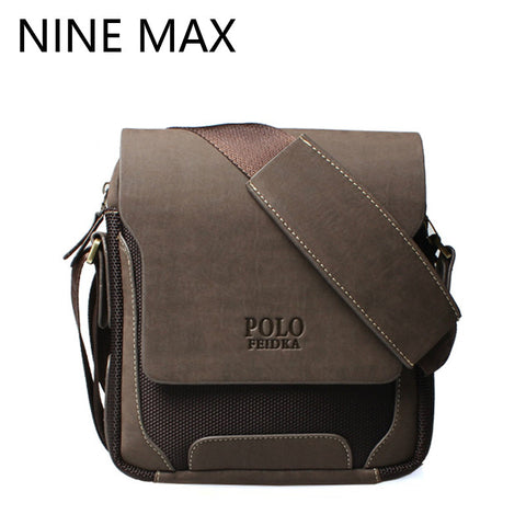 Polo  Unisex High Quality Crossbody bag,  Genuine Leather Shoulder Bag