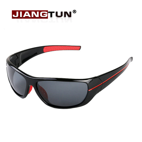 JIANGTUN Hot Sale Quality Polarized Sunglasses. Men Outdoor Sport  Driving, Fishing