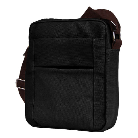 Famous Brand Men's Messenger Bag. Crossbody bag.