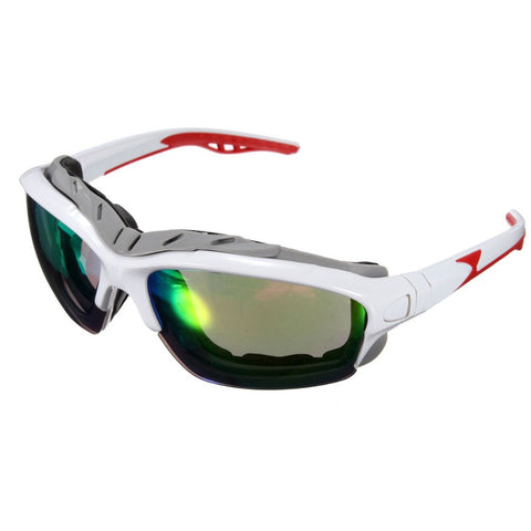 NEW Unisex Sport Sun Glasses Cycling Bicycle Bike Outdoor Eyewear Goggle