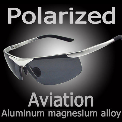 New Polaroid  Men's Polarized Driving Sun Glasses