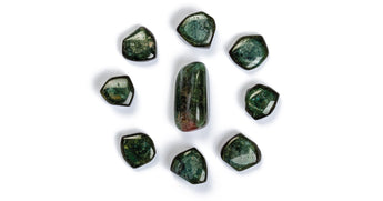 How to create a tourmaline medicine wheel