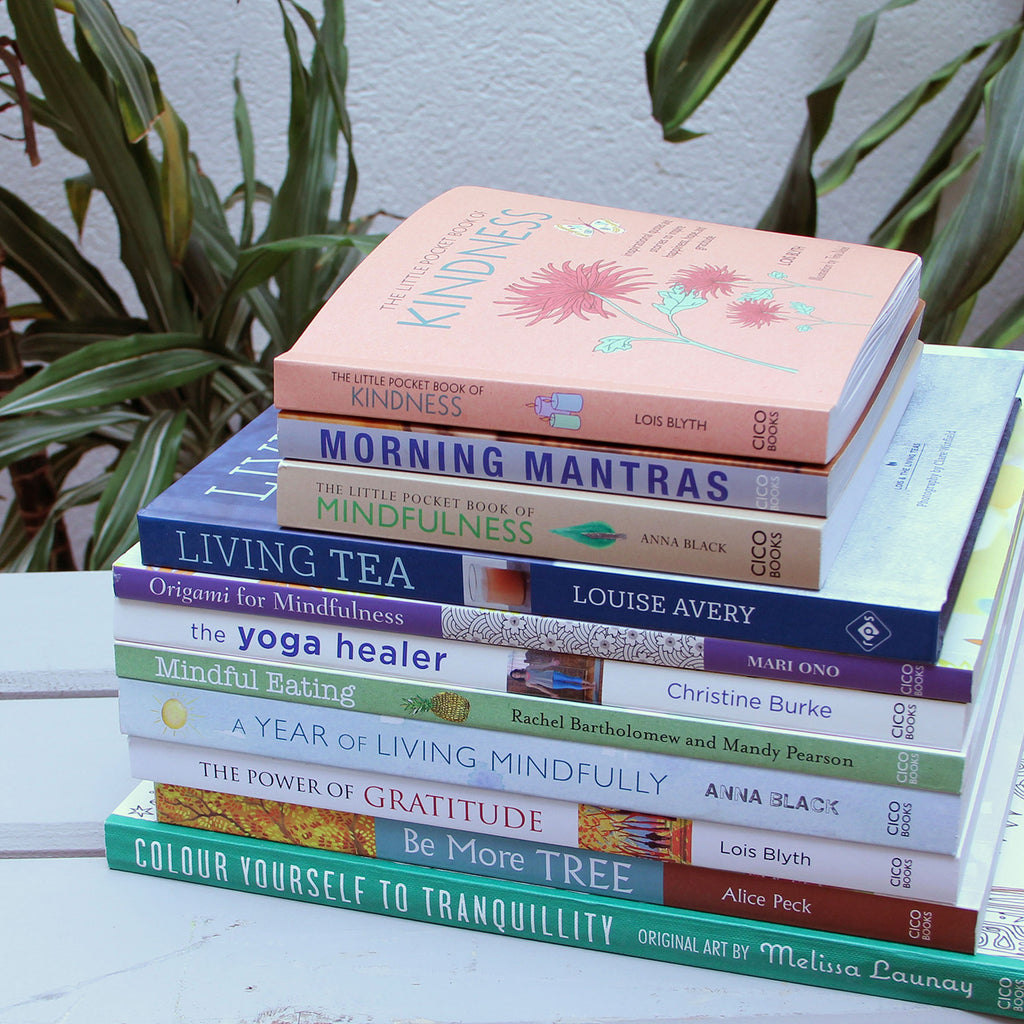 Mindful Living Show Books