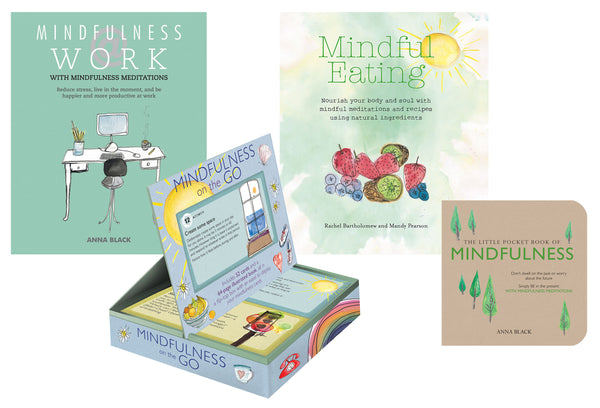Mindfulness Book Bundle Prize