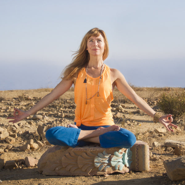 Christine Burke The Yoga Healer