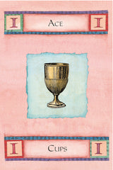 the art of tarot the ace of cups