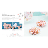 Springtime Cherry Blossom Origami for Mindfulness